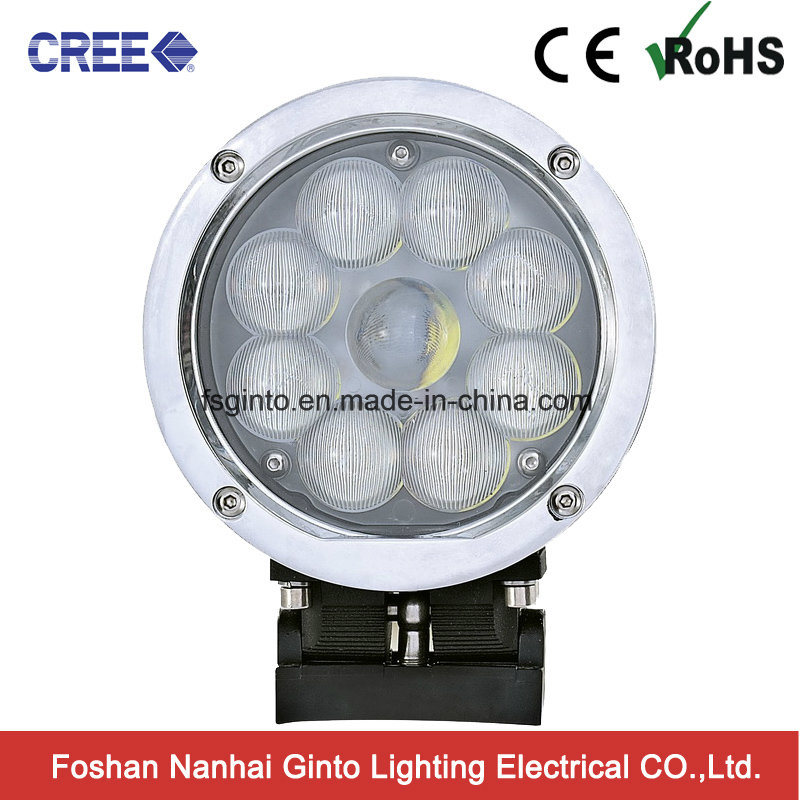 High Quality Waterproof 45W Tractor LED Work Light (GT6401-45W)