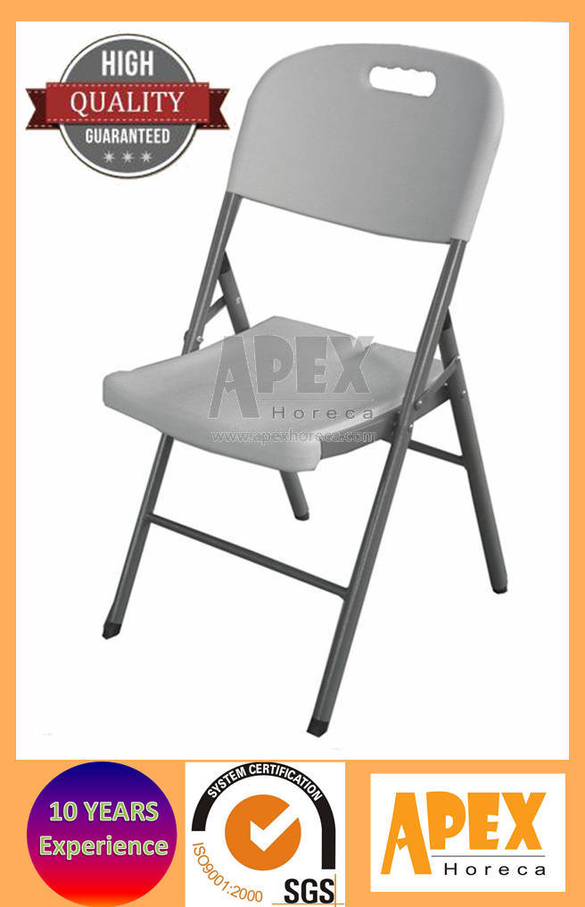 Plastic Chair Outdoor Metal Folding Chair