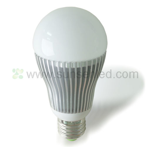 China Standard Screw Base E27 50w Incandescent Light Bulb Replacement With A 7 Watt Led Global