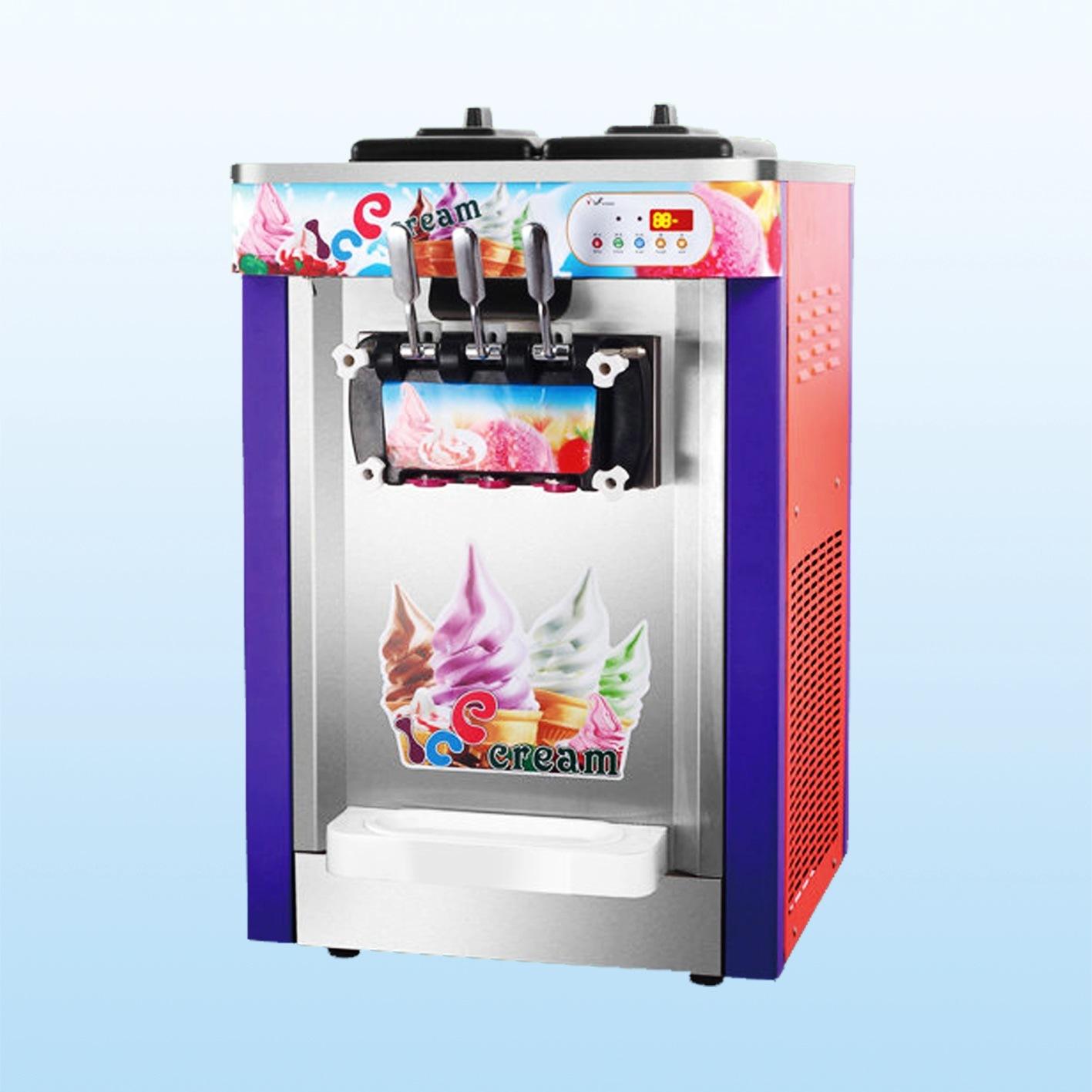 China Ice Cream Maker Mq L22a China Soft Ice Cream Machine Ice Cream Machine