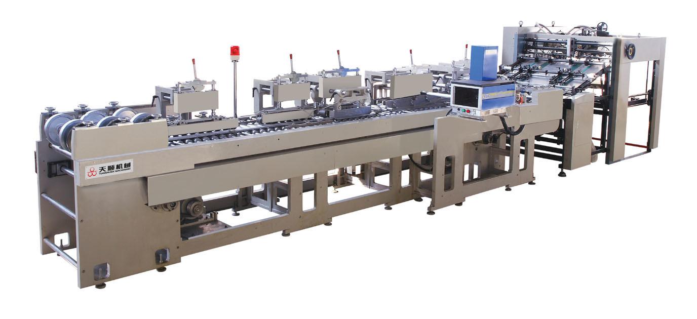 Paper Bag Making Machine (ZD-340C)