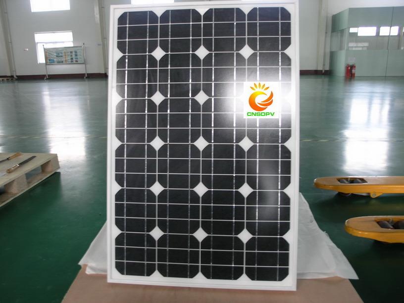 Mono Solar Panel 55W (CNSDPV55(12)S)