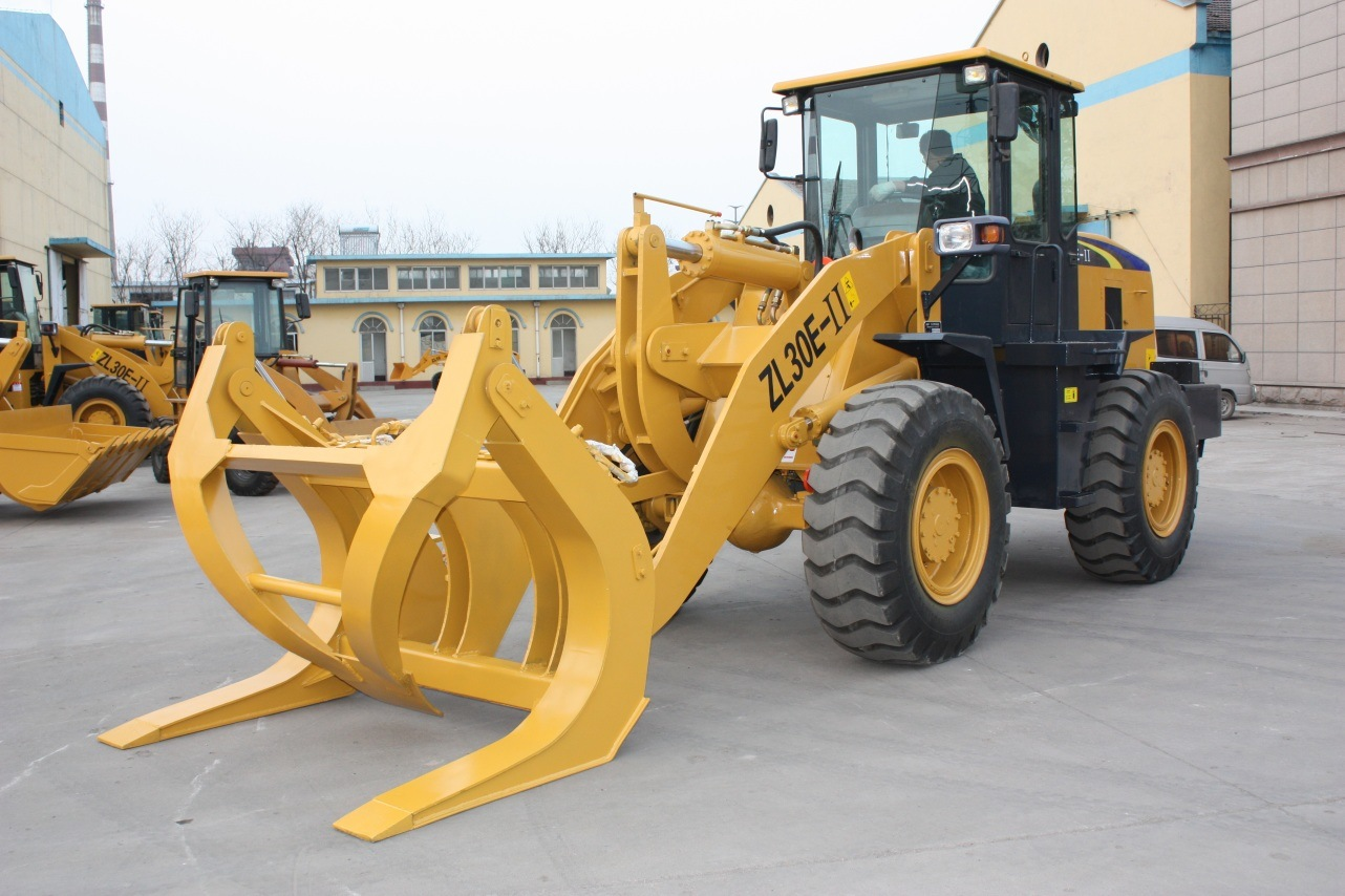 Wheel Loader Attachment Lq936-Log Clamp