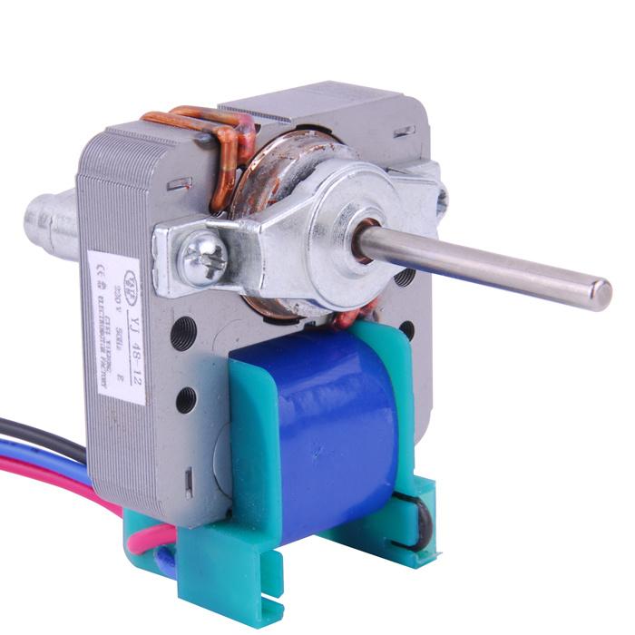 China shaded pole motor yj48 china fan motor ac motor for Shaded pole induction motor