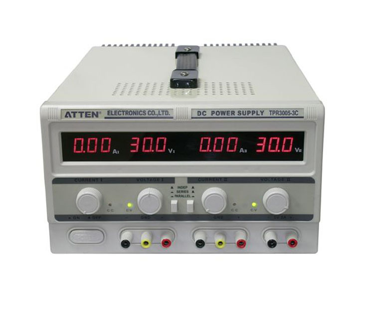 Dc power supply definition
