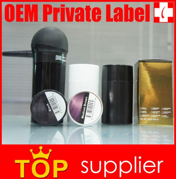 Keratin Hair Treatment Fully 23G Hair Fibers Wholesale