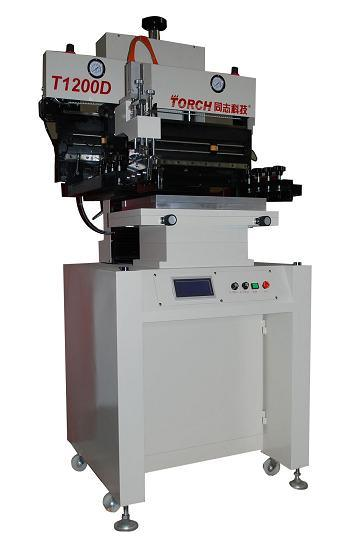 SMT Semi-Automatic Stencil Printer / Semi-Automatic Screen Printer T1200d