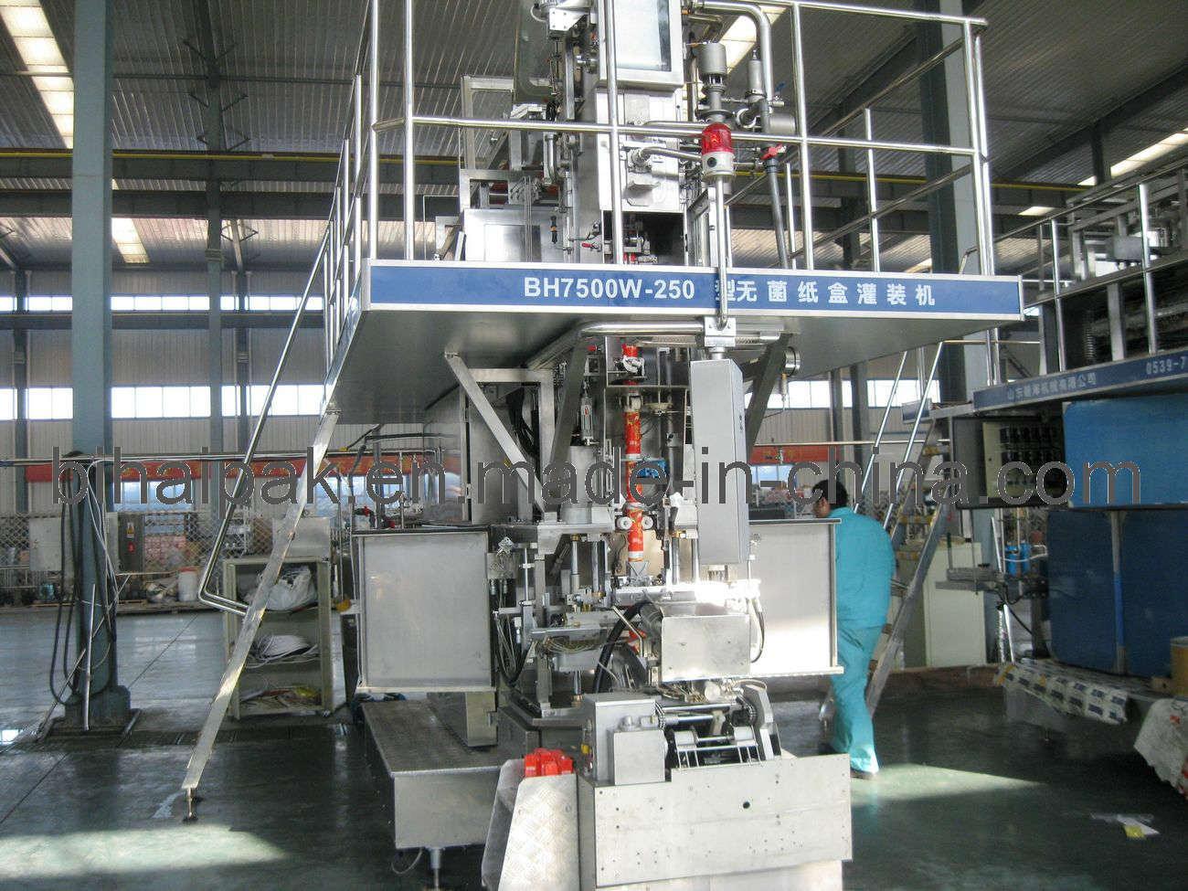 China Bihai Beverage Filling Machine