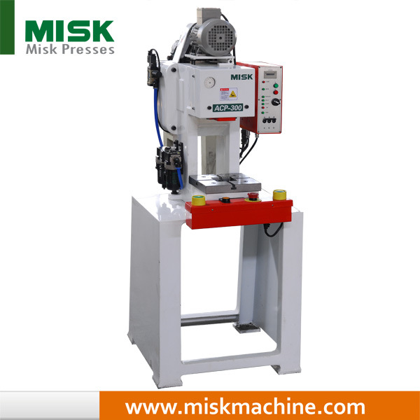 Small Punch Press for Sale http://miskmachine.en.made-in-china.com/product/MbrxyAnuaecl/China-Small-Ton-Press.html