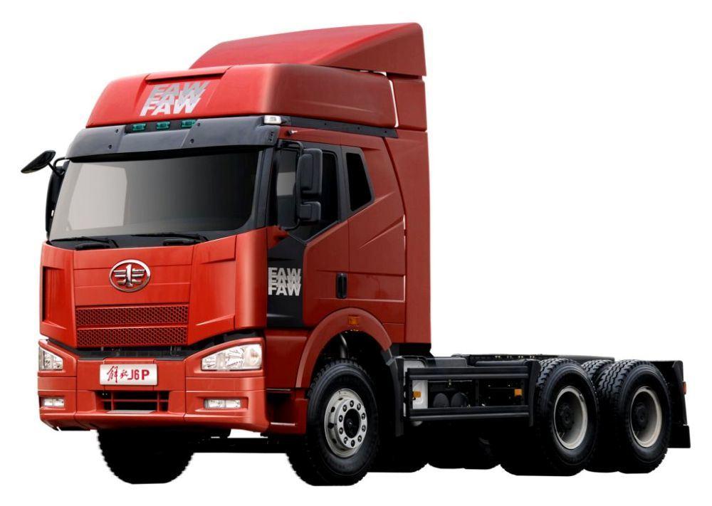 Faw Truck Logo Jiefang Faw Tractor Truck/