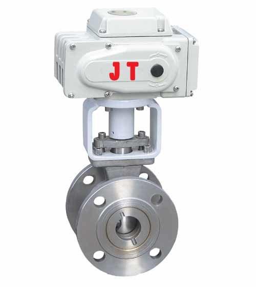 Electric ball valve - Picadora de carne manual