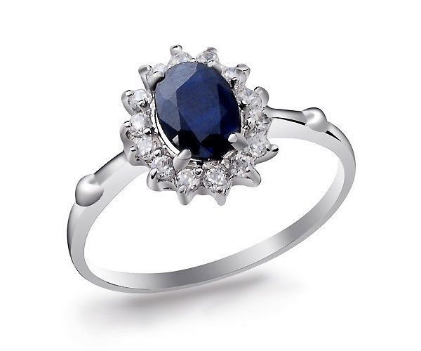 china princess diana engagement ring replica sapphire ring