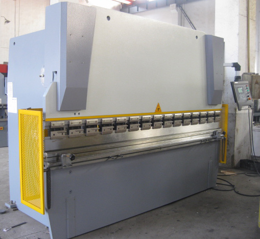 Hydraulic Bending Machine for Metal Plate with Nc Control