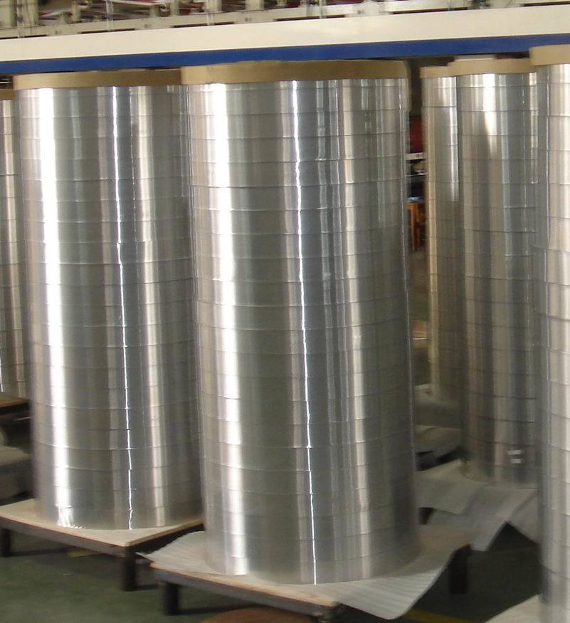China Laminated Aluminum Foil For Ppr Pipe China