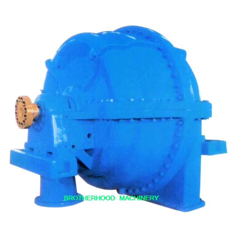 High Volume Air Blowers : Multi stage centrifugal blower high air volume type