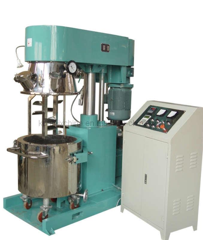 Dual Planetary Mixer Machine