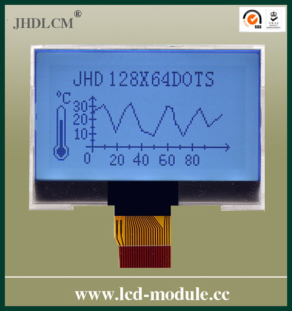 2.4 Inch Hot Sale Stn LCD Display