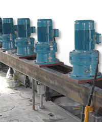 Meter Pump for PSF Production Line Using for Spinning