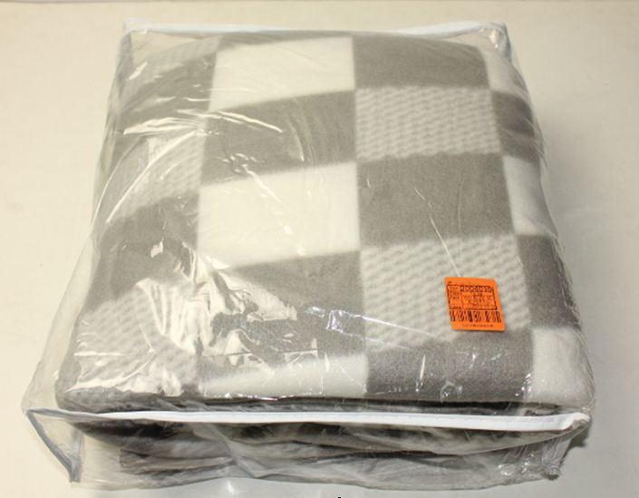 Cotton Print Polar Fleece Blanket