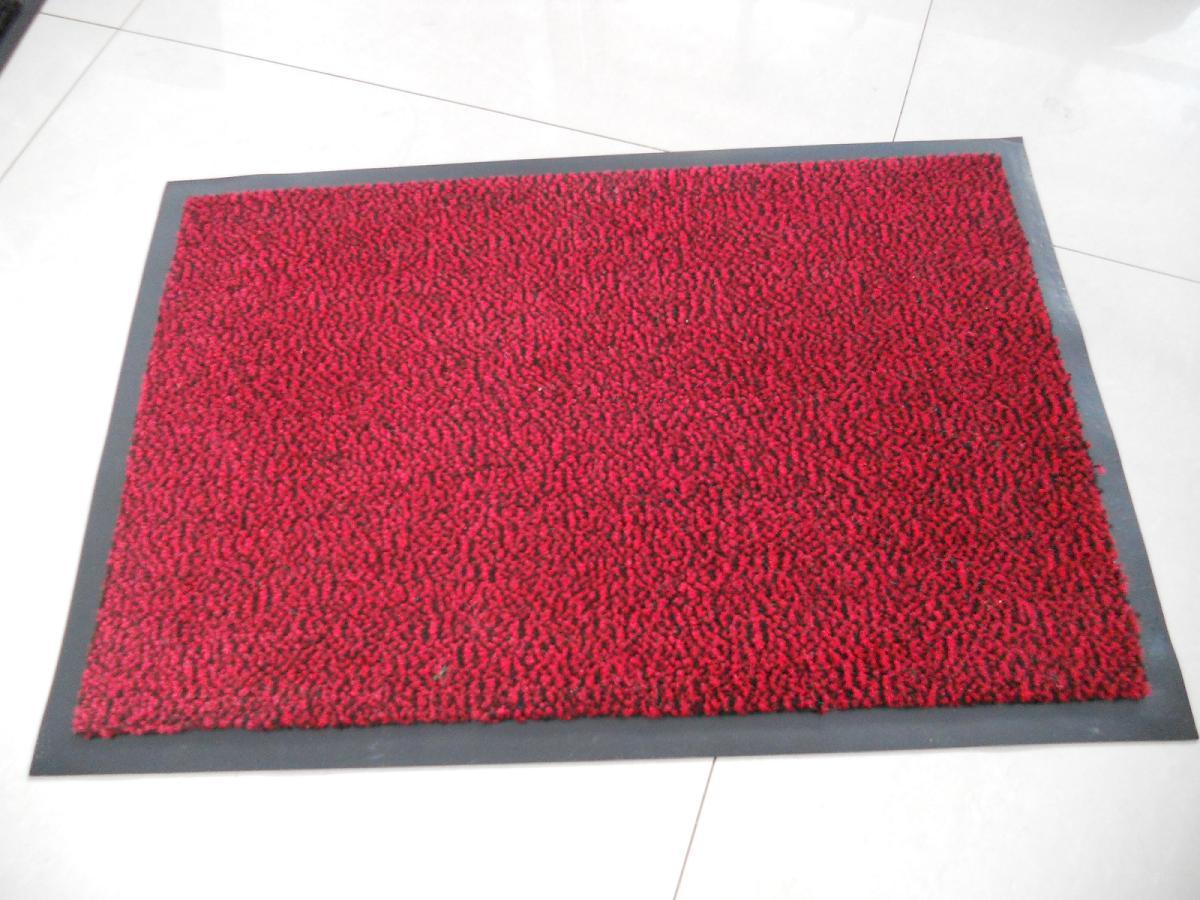 China Floor Mat Pvc Cut Pile China Door Mat Pvc Mat