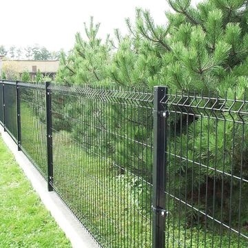 Horse Fence - Permanent high tensile fence and temporary or