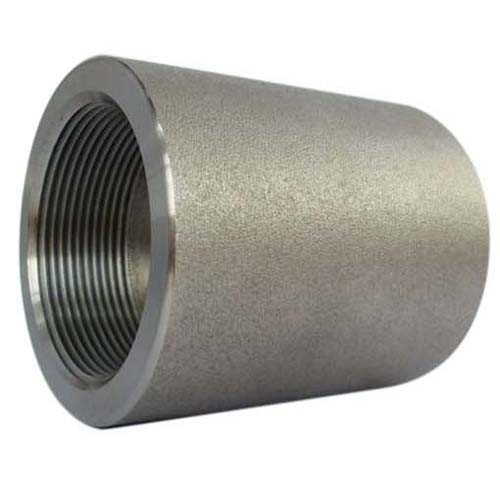 China high pressure pipe fitting coupling thread end