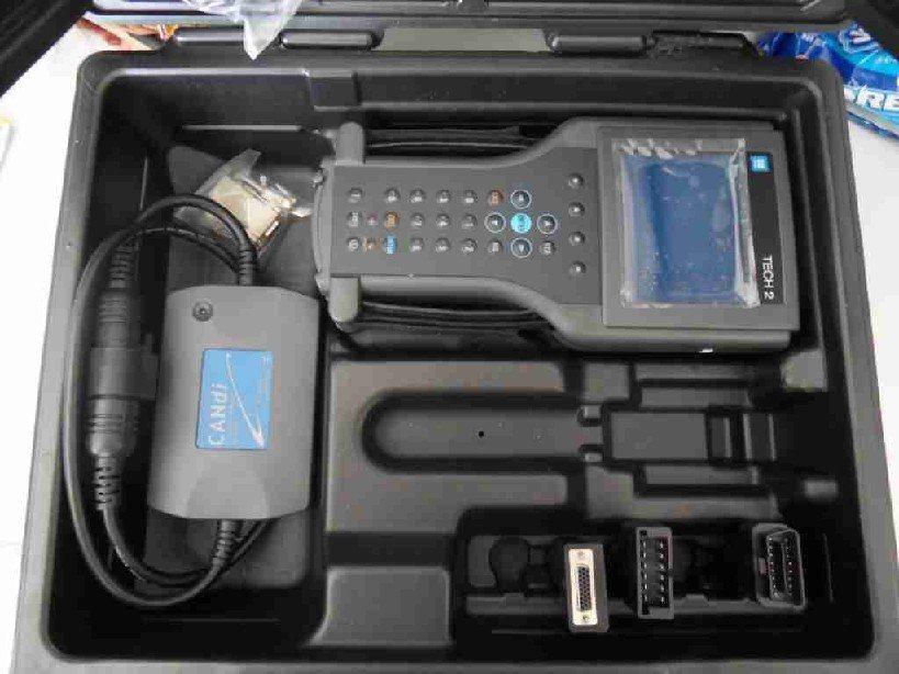 diagnostics machine