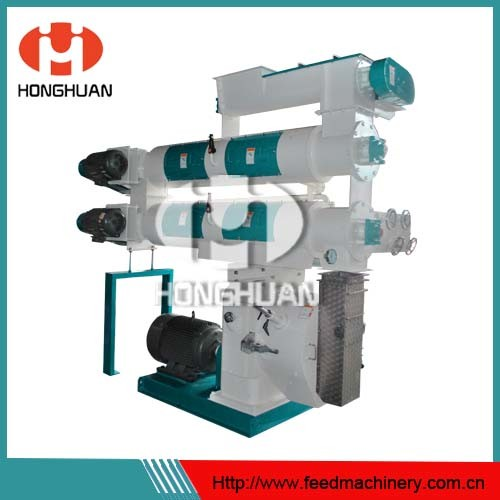 Fish Feed Pellet Machine (HHZLH400A2)