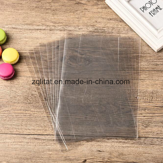 BOPP Transparent Plastic Candy Bag of Food Grade