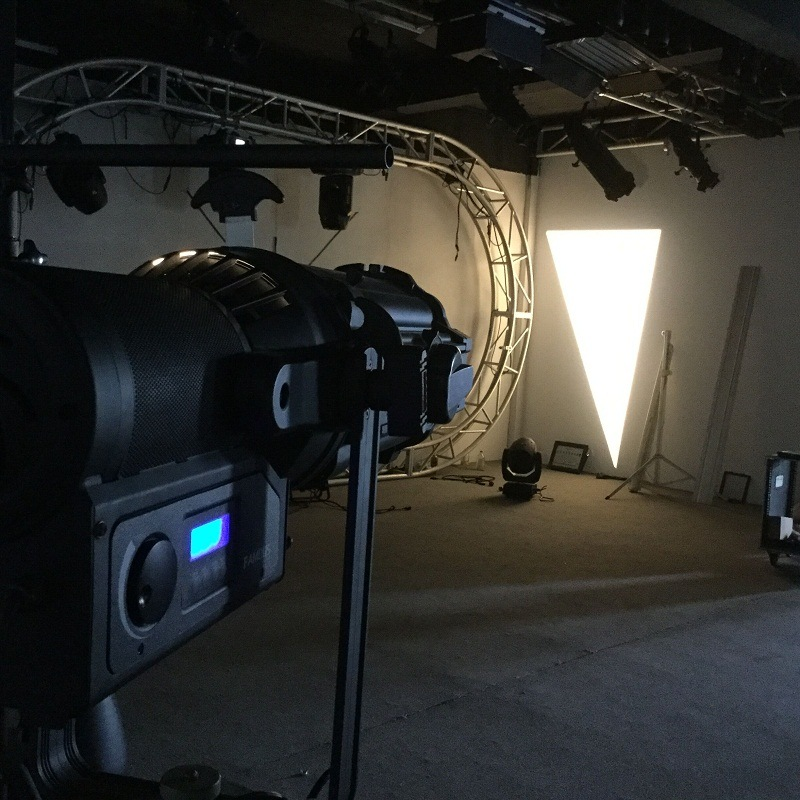 150W LED Zoom Profile Spot Ellipsoidal Light for Stage Lighting