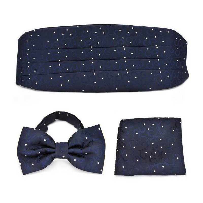 Classic Design 100% Silk Bow Ties for Men