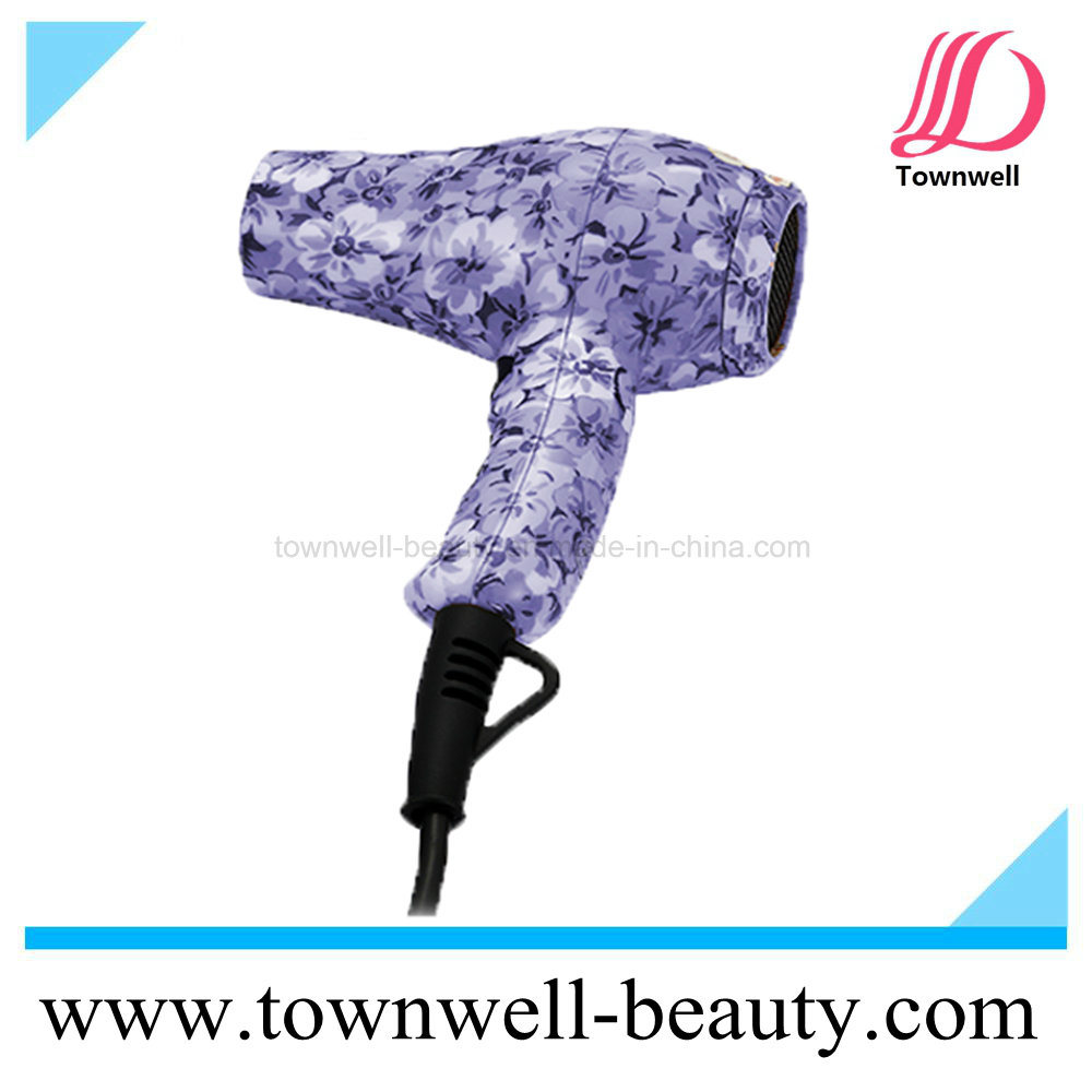 Lovely Mini Hair Dryer with Cool Shot for Gift