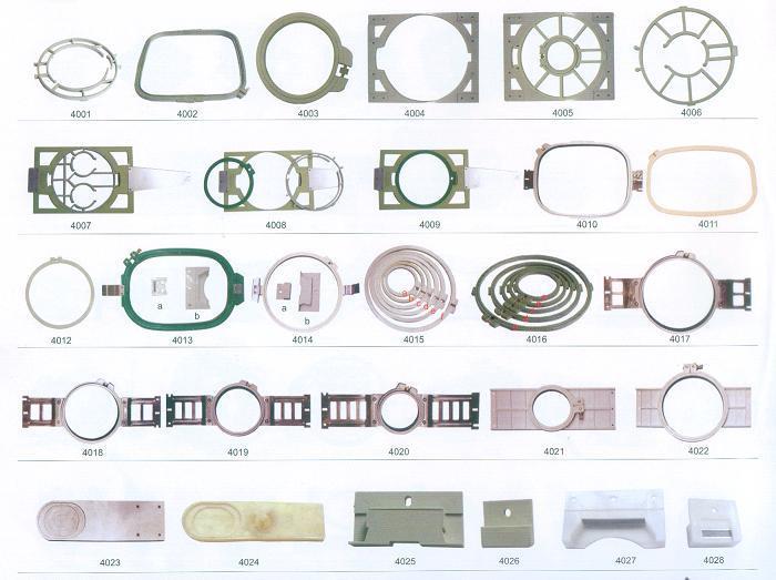 Round Magnetic Frame or Tubular Hoop