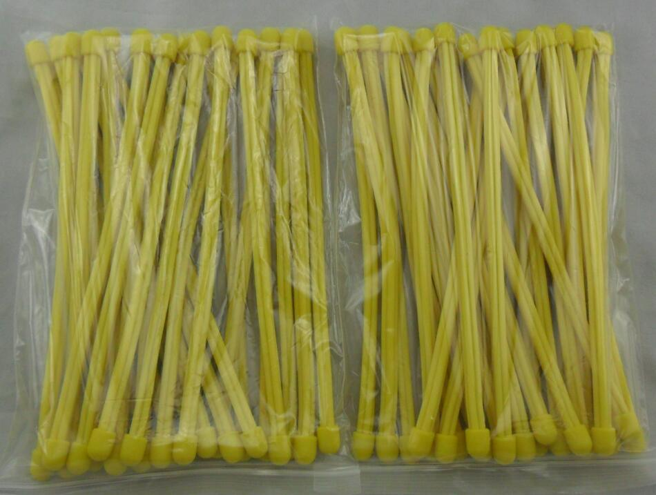 Hot Sell Reusable Silicone Gear Ties, Rubber Cable Ties and Twist Ties