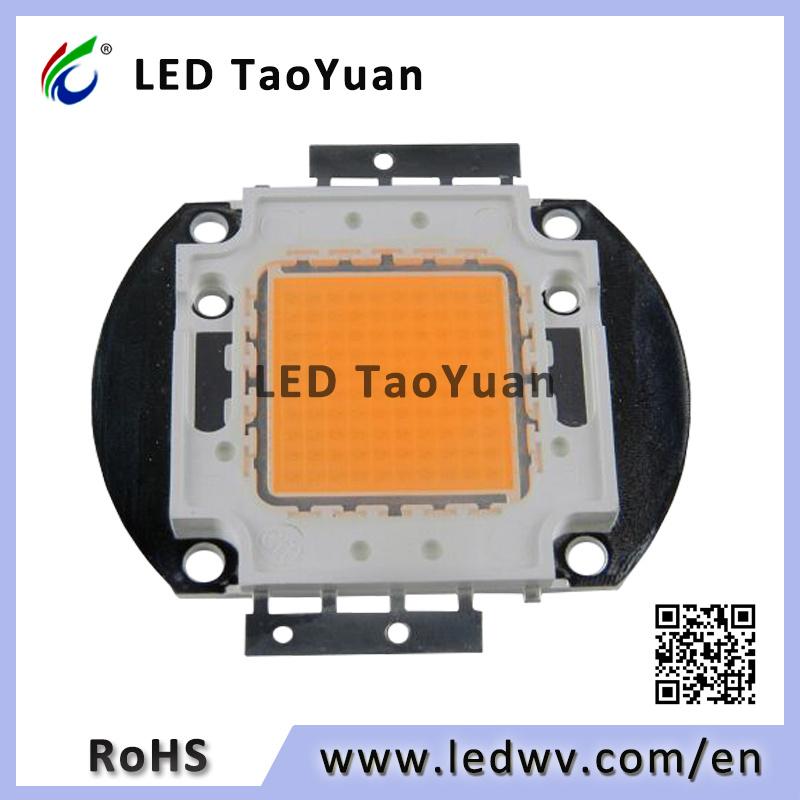 LED Grow Light 380nm-840nm Full Spectrum Grow Lamp 30-100W
