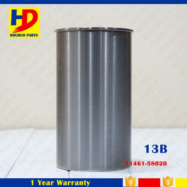 Auto Factory Diesel Engine 13b Cylinder Liner Parts Part No (11461-58020)