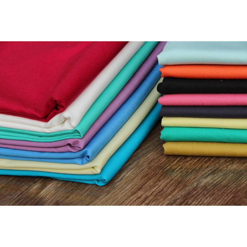 97%Cotton 3%Spandex Stretch Woven Textile Fabric for Shirt