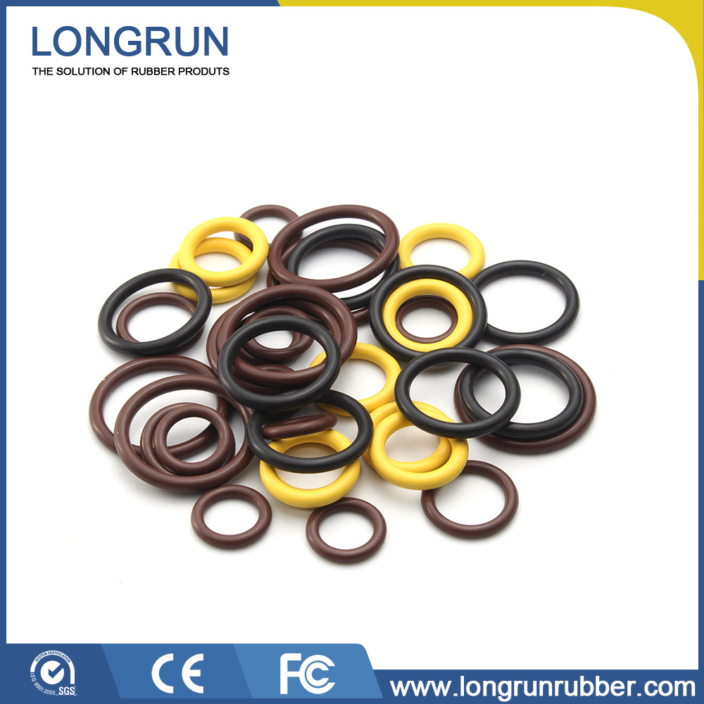 Oil Resistant Customized Rubber Silicone O Ring