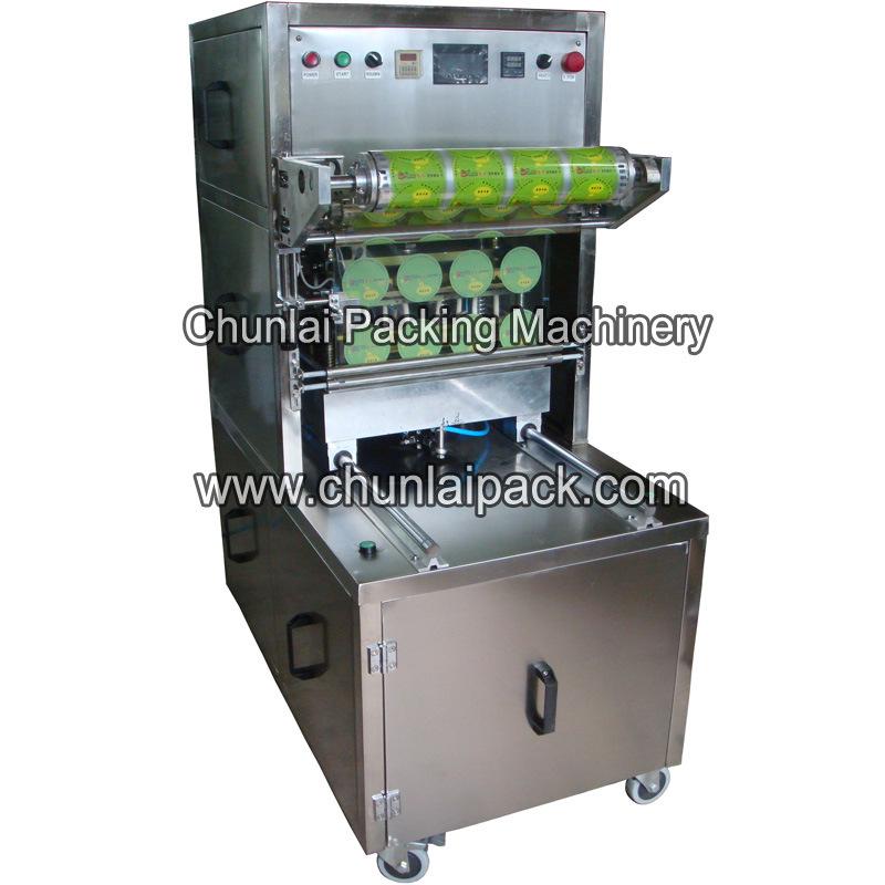 Pneumatic Plastic Container Sealer (AS-4)