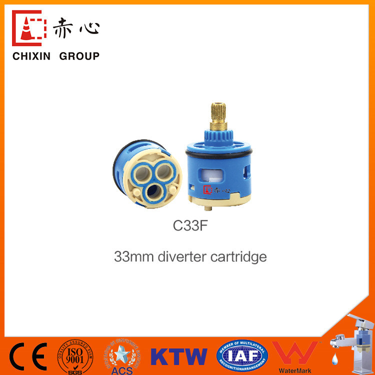 Faucet Accessories Ceramic Faucet Mixer Diverter Valve Cartridge