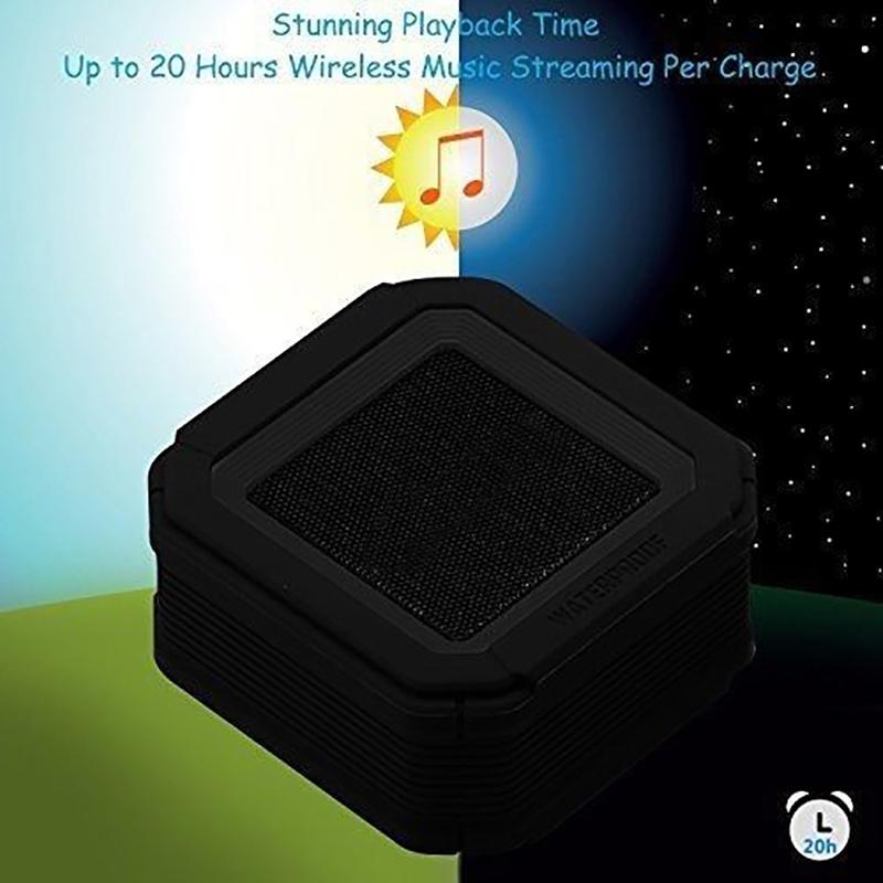Gymsense Outdoor Portable Mini Wireless MP3 Stereo Loudspeaker