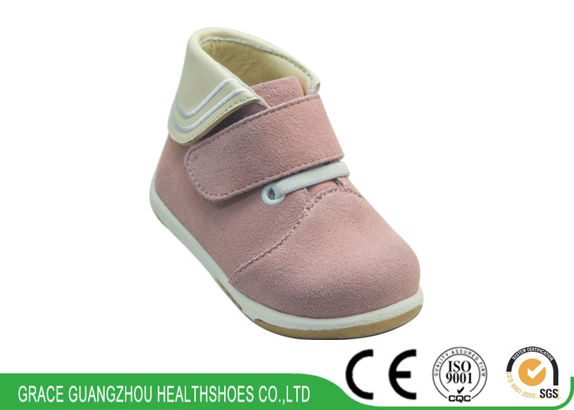 2017 Grace Ortho Infant Prevention Shoes Baby Footware