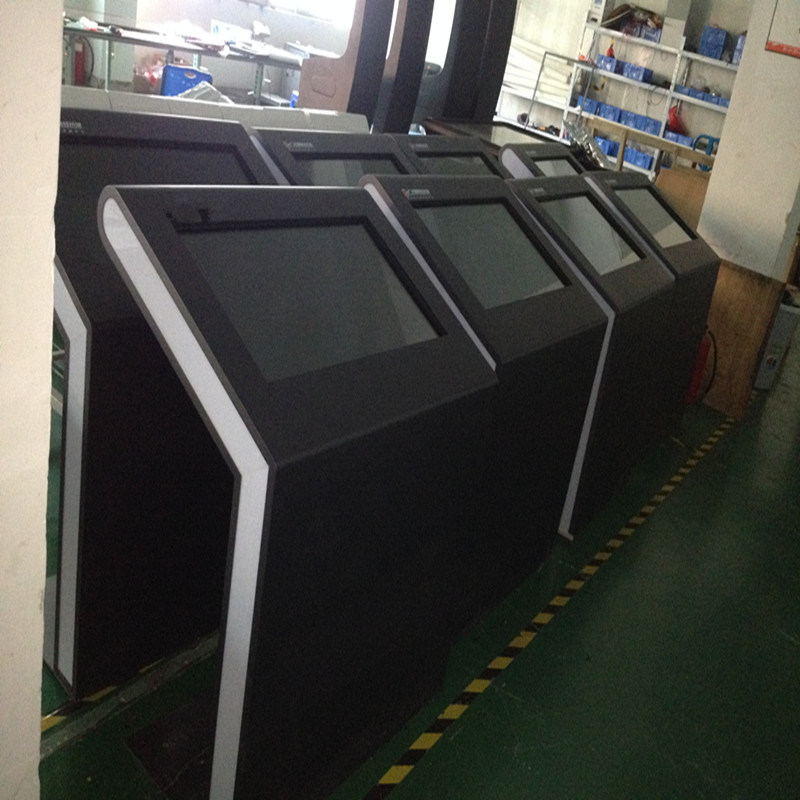 Factory OEM ODM Self Service Touch Screen Design Information Kiosk