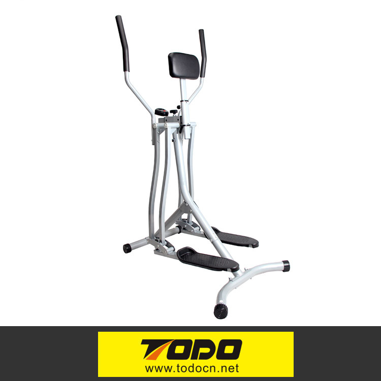 Most Popular Indoor Foldable Air Walker Exercise Machine with Handle Bar