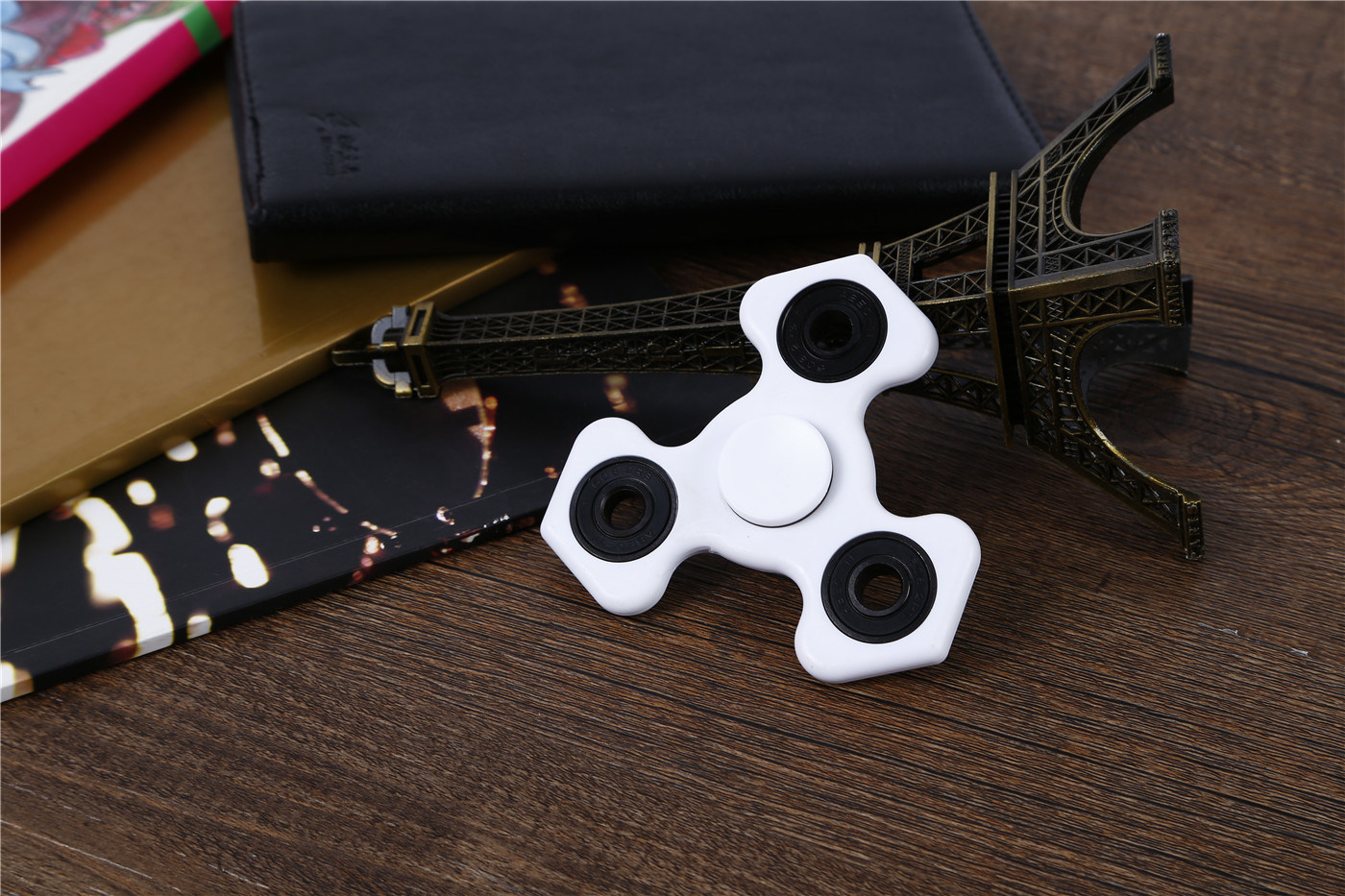 High Quality Spinning More Than Two Munites Small Finger Toy Hand Fidget Spinner Toy
