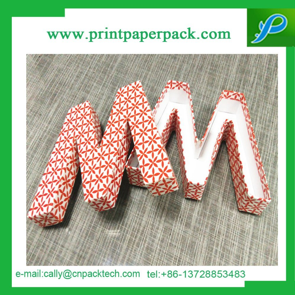 Customized Logo Printing Cake Packaging Cardboard Chocolate Candy Packing Paper Gift Packaging Box
