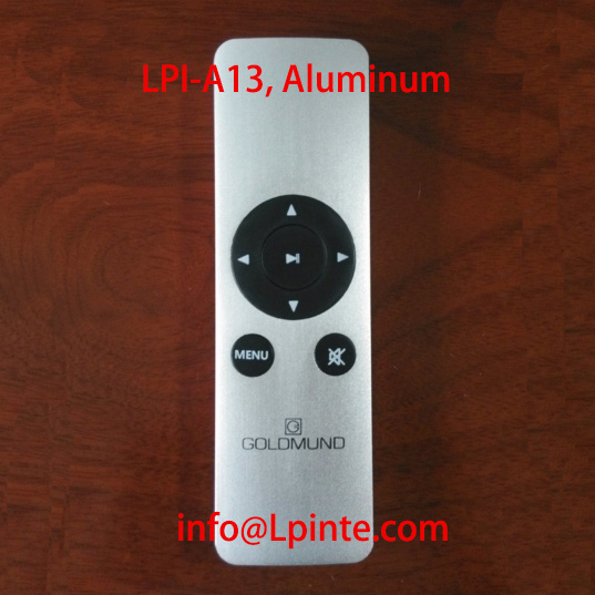 Remote Control Aluminum House for Audio Radio