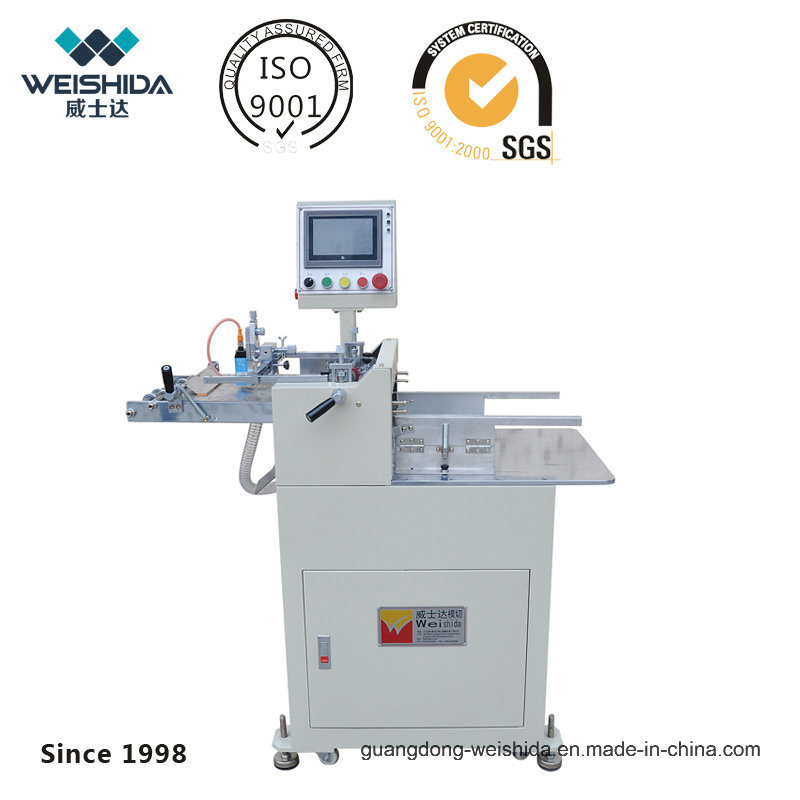 Wzq300 Hi-Speed CNC Cutting Machine for Laminating and Punching Materials