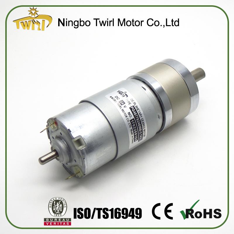 Motor Factory Price 45mm Low Rpm High Torque 24V DC Motor