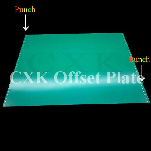 Gto Kord Size Aluminium Offset Printing Plate